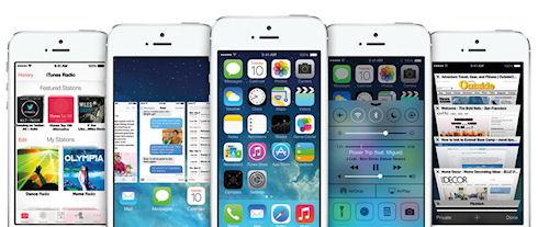 Apple советуют доработать iOS 7
