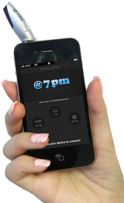 Looq @7pm – пульт ДУ из гаджетов на Android и iOS