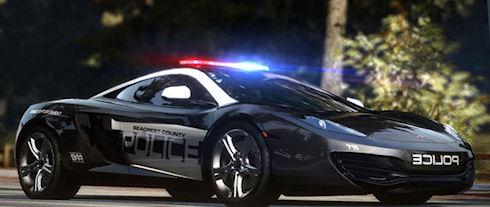 Need for Speed: Rivals требует 3 ГБ видеопамяти для комфортной игры