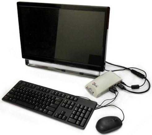 BioDigital PC – мини-компьютер с водонепроницаемым корпусом