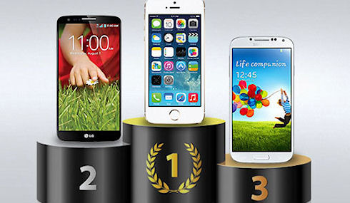 iPhone 5s – самый быстрый смартфон в мире по версии журнала Which?