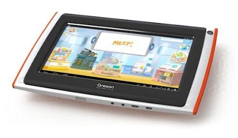 Планшет для детей MEEP X2