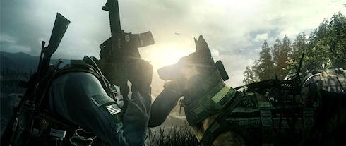 Call of Duty: Ghosts планирует побить рекорд GTA V