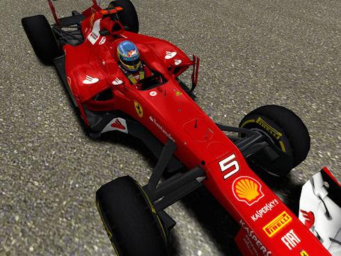 F1 Challenge – гонка без гонок