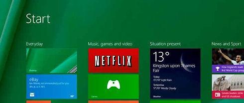 Microsoft остановила обновление Windows 8.1