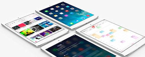 Apple выпустила iPad mini второго поколения