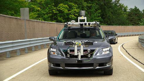 Будущие автомобили Toyota будут с автопилотом