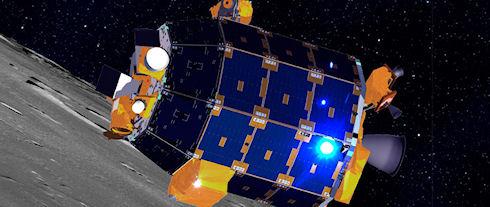 NASA передала данные на скорости 622 Мбит/с