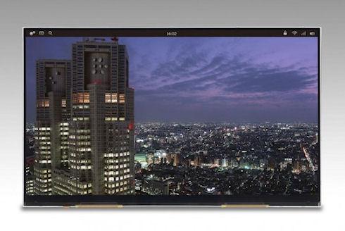 4K-дисплеи для планшетов от Japan Display