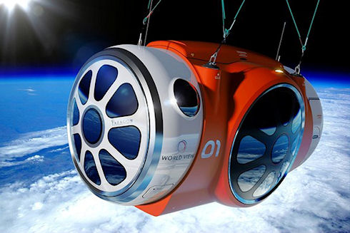 World View - в космос за 75 тыс долларов