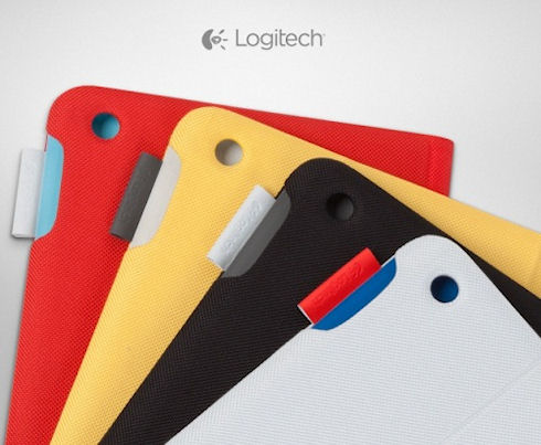 Logitech выпустила новые аксессуары для iPad Air