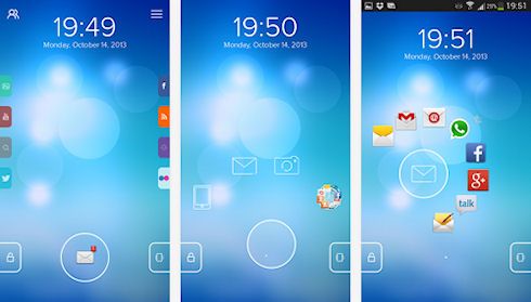 Start  - новое приложение экрана блокировки смартфона