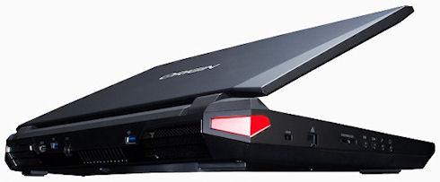 Игровой ноутбук Origin EON17-SLX – мощный процессор и две видеокарты