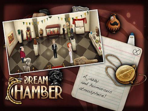Dream Chamber – расследования богатого чудака