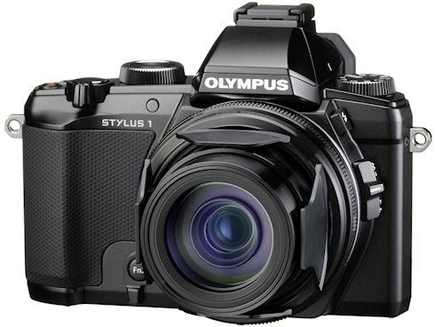 Новая камера Olympus Stylus 1 по цене 700 долларов