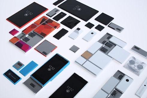 Motorola Project Ara – модульный мобильник не за горами