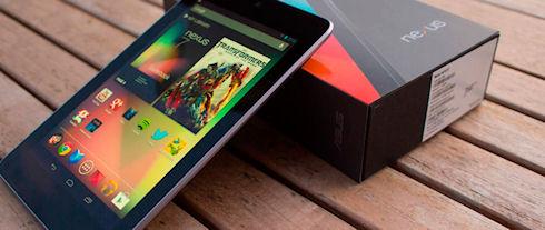 17 тыс. планшетов Nexus 7 отправят в помощь пострадавшим от урагана «Сэнди»