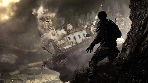 Call of Duty: Ghosts не понравился геймерам