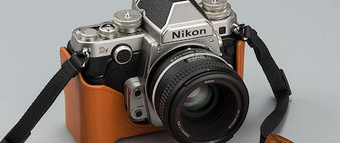 Nikon Df – современное ретро снова в моде