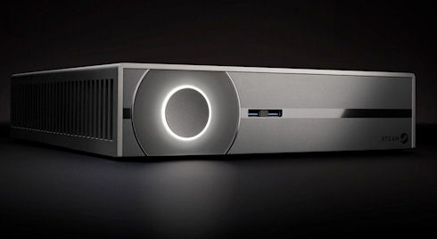 Valve запланировала продажи Steam Machines на январь 2014 года