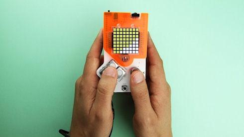 DIY Gamer Kit – игровая консоль своими руками!