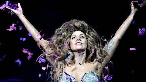 Леди Гага обещает выступить с концертом в космосе