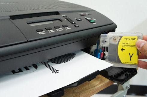 Ученые напечатали микросхему на обычном принтере