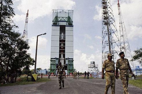 Индийский марсианский зонд дал сбой на орбите Земли