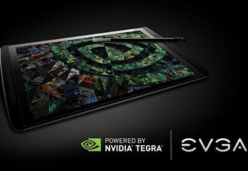 EVGA Tegra Note – мощный и недорогой планшет на Tegra 4