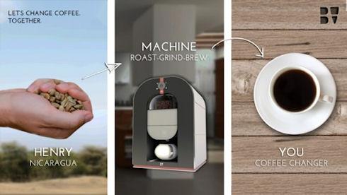Bonaverde Coffee Changers разработала универсальную кофе-машину