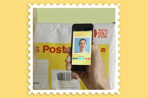 Австралийцы смогут использовать «видео-марки»