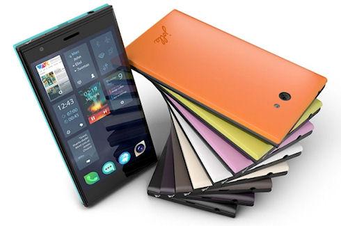 Компания Jolla начинает продажи смартфонов на Sailfish OS