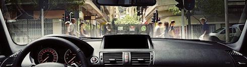 HeadsUp! – доступный автомобильный навигатор дополненной реальности