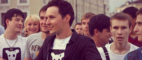 Павла Дурова забанили в группе