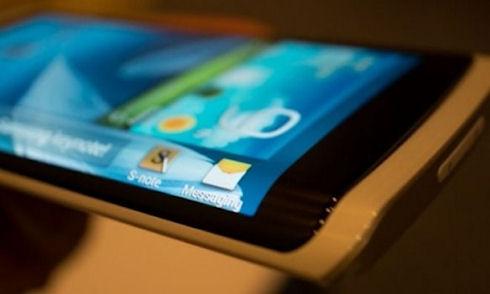 Samsung выпустит смартфон с загнутым дисплеем Youm