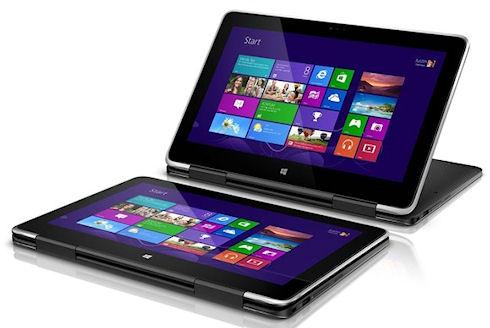 Компактные ноутбуки Dell XPS