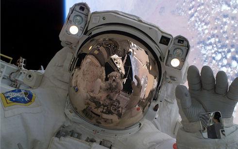 Космонавт Олег Котов расскажет о жизни на МКС в блоге
