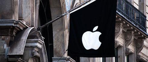 Apple схлестнется с партией «Яблоко» за одноименный бренд