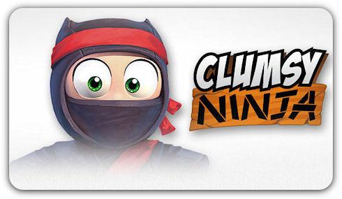 Clumsy Ninja – забавный ниндзя желает отомстить…