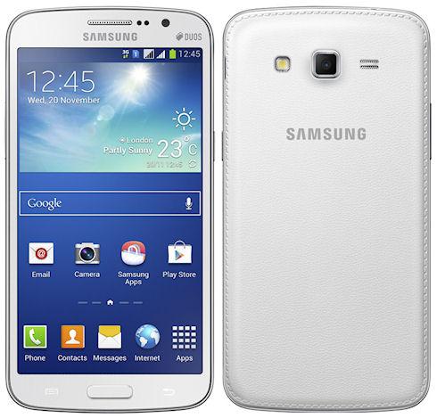 Двухсимочный гигант Samsung Galaxy Grand 2