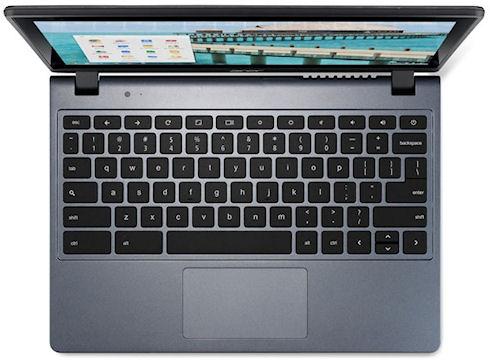 Acer Chromebook C720P с сенсорным дисплеем