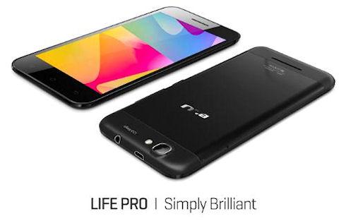 Blu Life Pro – тонкий намек на мощный смартфон