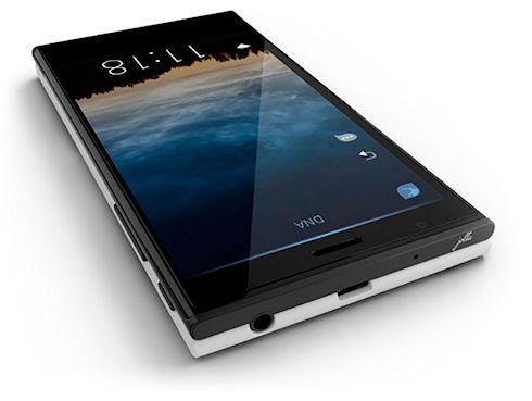 Смартфон Jolla на Sailfish OS продается по цене 400 евро