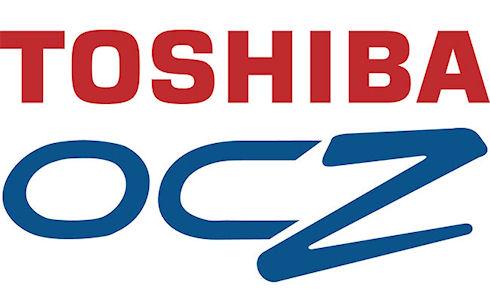 Toshiba купит производителя SSD-накопителей OCZ