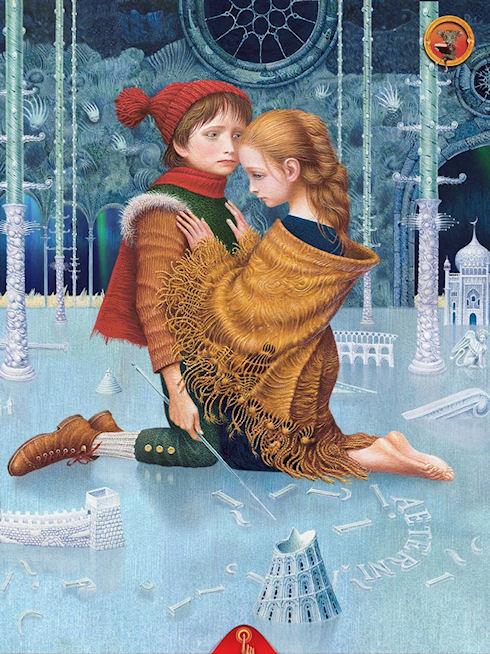 Книга «Снежная Королева» – лучший подарок