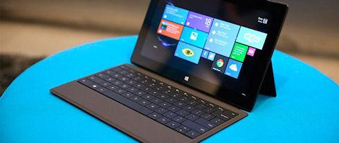 Планшеты Microsoft Surface 2 и Pro 2 страдают от перегрева