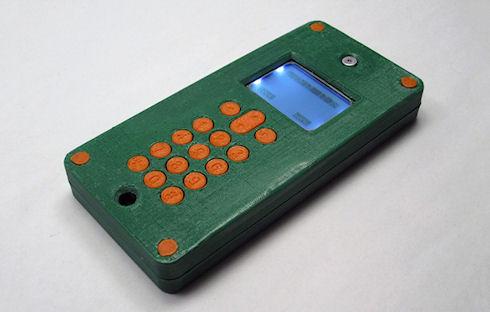 Самодельный телефон за 200 долларов