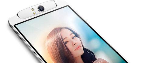 Смартфон Oppo N1 поступит в продажу 10 декабря