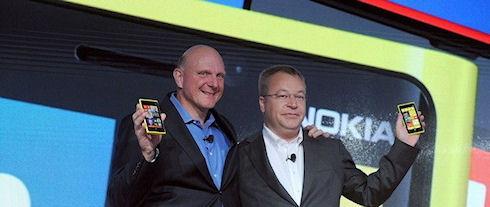 Мобильное подразделение Nokia перейдет к Microsoft в 2014 году