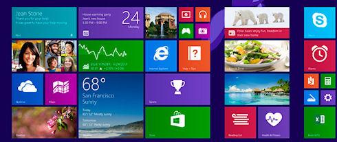 Windows 8.1 может приблизиться по популярности к Windows 7